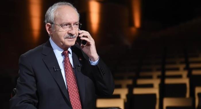 CHP GENEL BAŞKANI KEMAL KILIÇDAROĞLU AYŞE ÖĞRETMENLE TELEFONDA GÖRÜŞTÜ