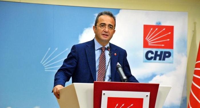 CHP GENEL BAŞKAN YARDIMCISI VE PARTİ SÖZCÜSÜ BÜLENT TEZCAN'IN BASIN AÇIKLAMASI  (14 MAYIS 2018)