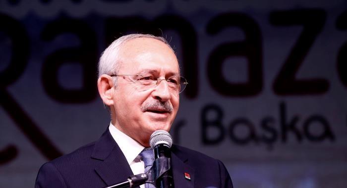 CHP GENEL BAŞKANI KEMAL KILIÇDAROĞLU, ANKARA YENİMAHALLE'DE İFTAR PROGRAMINA KATILDI