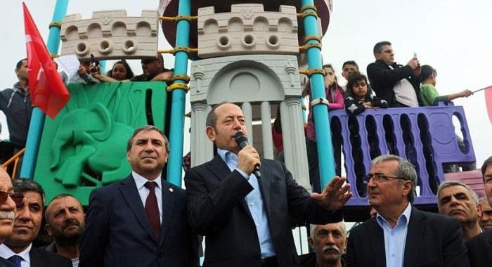 CHP GENEL SEKRETERİ M.AKİF HAMZAÇEBİ, PENDİKLİLERLE BİR ARAYA GELDİ