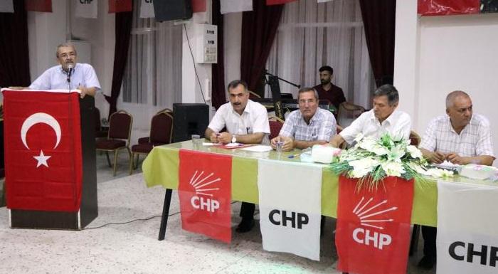 CHP'DE HEDEF GENEL İKTİDAR