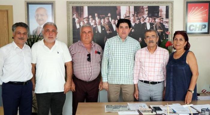 YEREL MEDYA GÜÇBİRLİĞİ PLATFORMU'NDAN CHP'YE ZİYARET