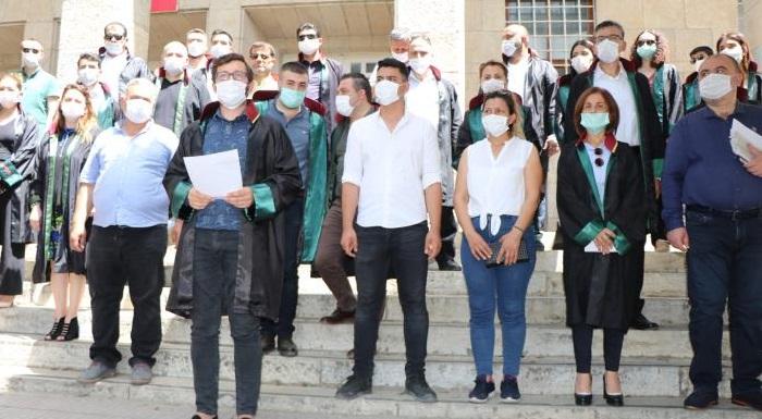 CHP'NİN AVUKATLARINDAN 'KAYMAKAM KORUMASI' İÇİN SUÇ DUYURUSU