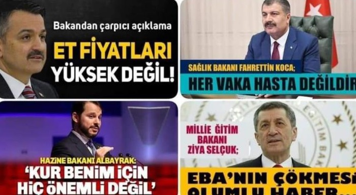 'TÜRKİYE YÖNETİLEMİYOR!'