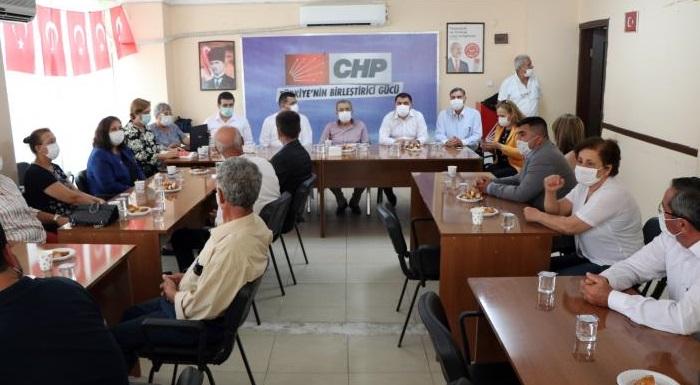 CHP ÖRGÜTLERİ GENEL İKTİDARA HAZIRLANIYOR