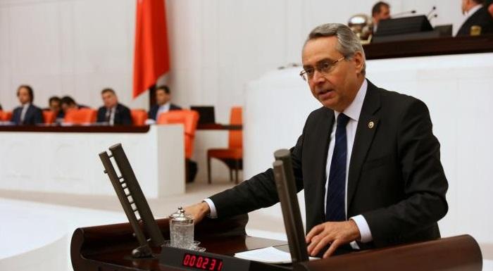 SERİK'TE KAMU ARAZİSİ TBMM GÜNDEMİNDE