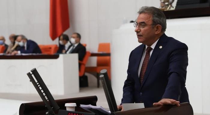 """BUDAK: """"ANTALYA'NIN SU KAYNAKLARI TEHDİT ALTINDA"""""""