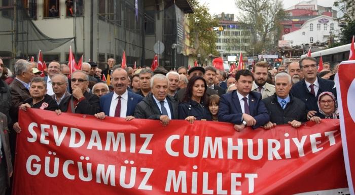 CHP BURSA'DA 94.YIL COŞKUSU