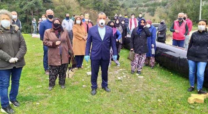 """KARACA: """"ÇALI'DA HES'E İZİN VERMEYECEĞİZ"""""""