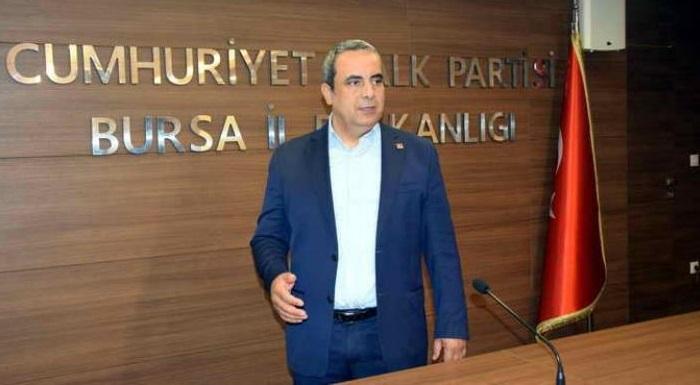 """CHP BURSA İL BAŞKANI KARACA: """"BURSALILAR RESMİ AÇIKLAMA BEKLİYOR"""""""