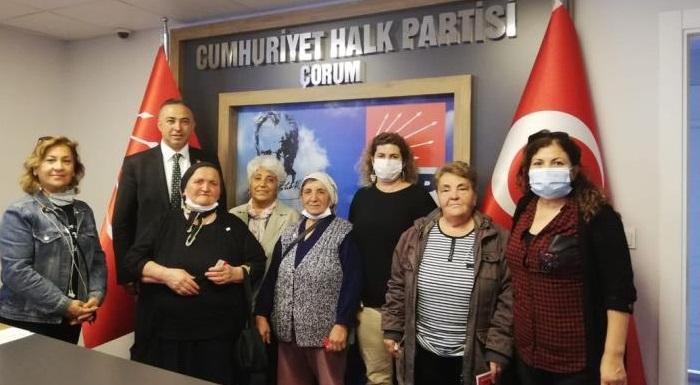 CHP'YE YENİ KATILIMLAR