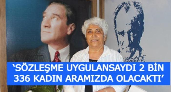 'İSTANBUL SÖZLEŞMESİ 10 YAŞINDA'
