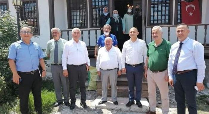 CHP'Lİ VEKİLLER, BOĞAZKALE'Yİ İNCELEDİ