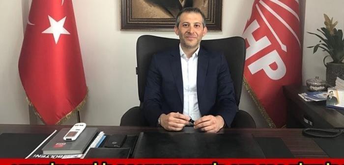 CHP İL BAŞKANI Mahir AKBABA