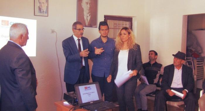 CHP Elazığ İl Başkanlığı, Sandık Örgütlenmesi Hakkında Karakoçan Ve Kovancılar'da Eğitim Semineri Düzenlendi.