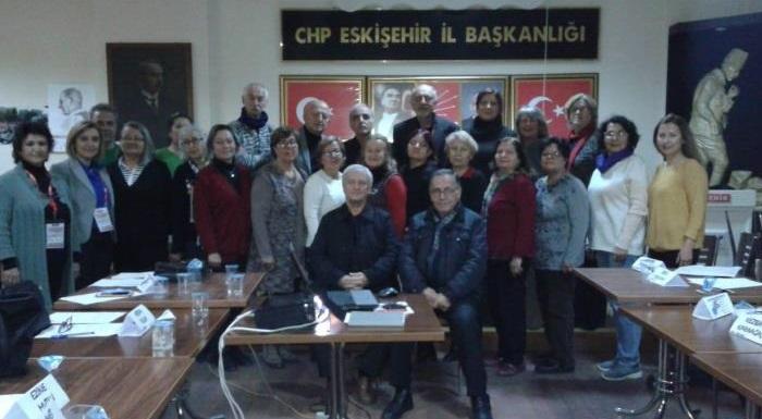 Deliklitaş'ta sokak örgütlenmesi eğitimi verildi