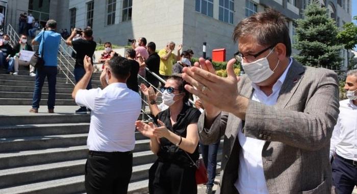 CHP Kocaeli, savunmanın kahramanlarının yanında