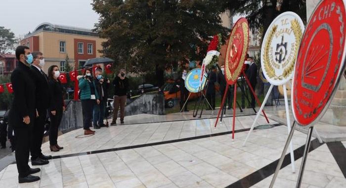 Başkan Yıldızlı'dan 10 Kasım'da  Ata'nın huzuruna davet