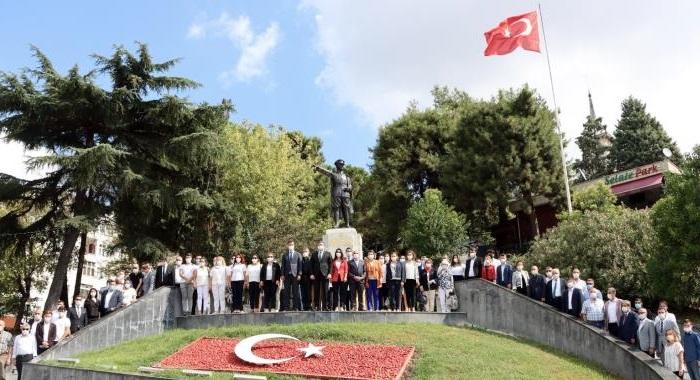 Başkan Yıldızlı'dan 18 Mart Çanakkale Zaferi ve Şehitleri Anma Günü mesajı