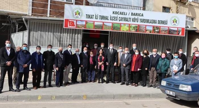 CHP'li milletvekilleri meclis gündemini  Kocaeli halkının anlattıkları ile şekillendirecek