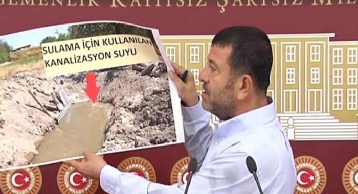 Veli Ağbaba'yı isyan ettiren görüntü