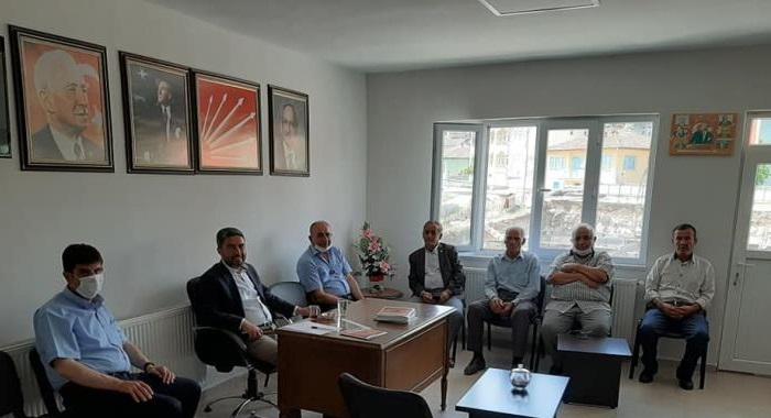 """Kiraz; """"Doğanşehir'in Her Karış Toprağına Sahip Çıkmak Görevimiz"""""""