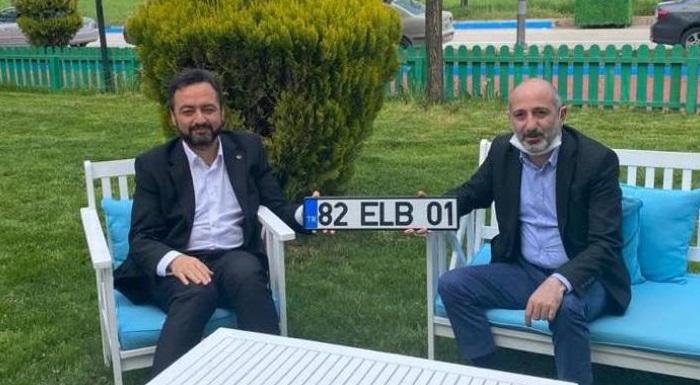 Milletvekilimiz Sayın Ali Öztunç ve İl Başkanımız Sayın Esat Şengül Elbistan Belediye Başkanı Mehmet Gürbüz'ü ziyaret etti.