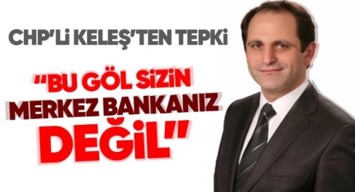 BU GÖL SAKARYA'MIZIN DEĞERİ!
