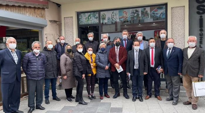 Keleş: CHP olarak esnafımızın yanındayız