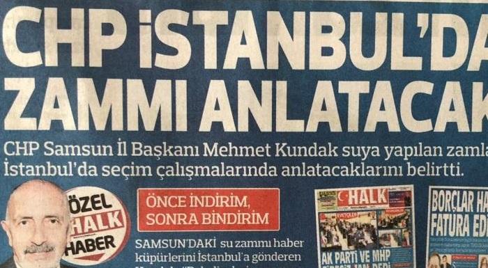 İstanbul'lu seçmenler aman dikkat!