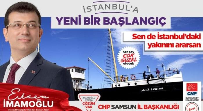 Sen de İstanbul'daki Yakınını Ara!
