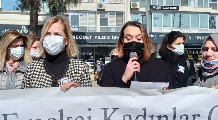 CHP'li kadınlar meydanda!