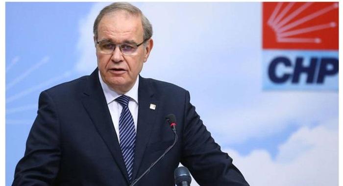 """CHP Genel Başkan Yardımcısı ve Parti Sözcüsü, Tekirdağ Milletvekili Faik Öztrak'ın """"9 Eylül Cumhuriyet Halk Partisi'nin Kuruluşunun 98. Yıl Dönümü"""" mesajı"""