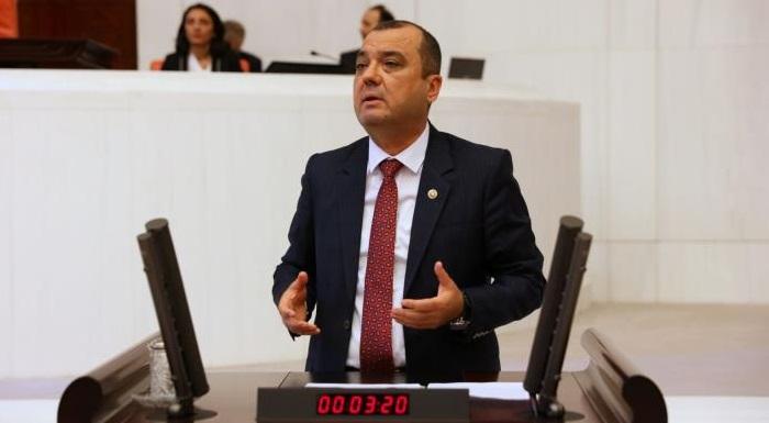 Milletvekilimiz Dr. İlhami Özcan AYGUN'un Kuruluş mesajı