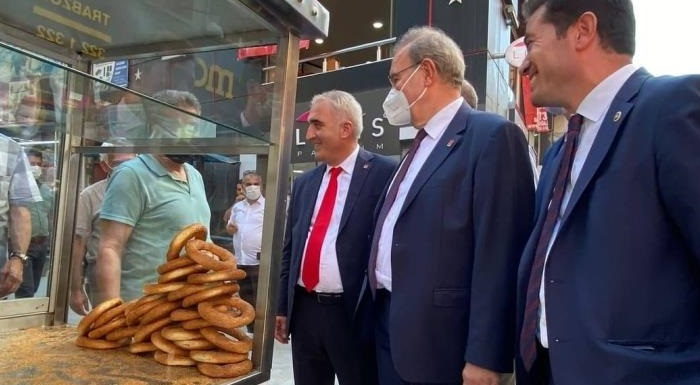 CHP EKONOMİ MASASI TRABZON'DA