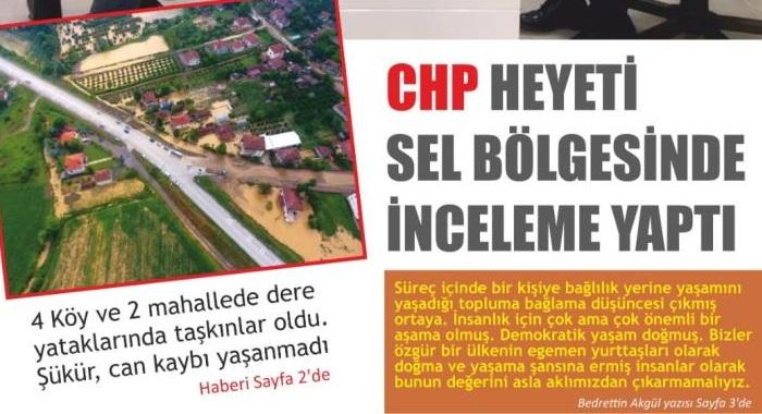CHP DÜZCE Dijital Bülteni 10.Sayımız Çıktı.