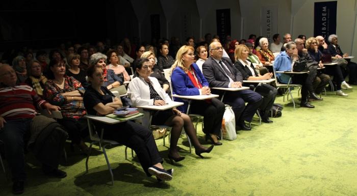 CHP Bodrum İlçe Başkanlığı, CHP Bodrum ilçe Kadın Kolları ile ortaklaşa Sağlık Söyleşisi