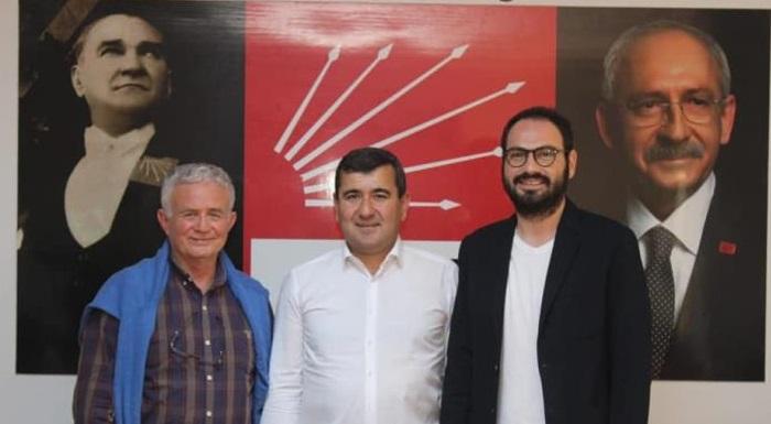 THE BODRUM CUP YÖNETİMİN'DEN CHP BODRUM İLÇE BAŞKANLIĞI'NA ZİYARET