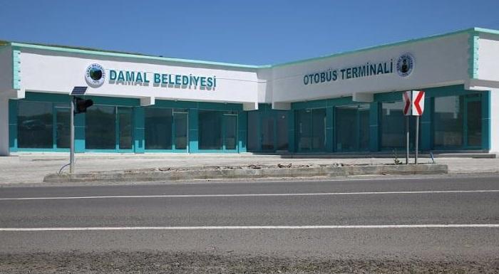 Ardahan'da Damal Belediyesi'nden Yeni Otobüs Terminali ve Çevre Düzenlemesi!