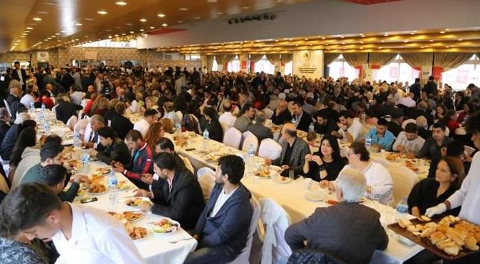Samandağ'da Birlik Kahvaltısı!