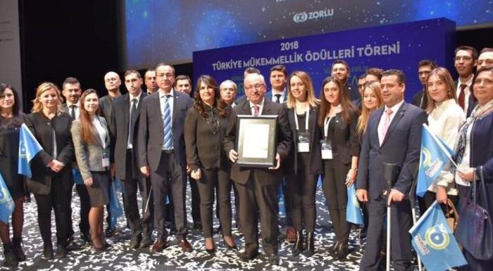 Tekirdağ Büyükşehir Belediyesi'ne Mükemmellik Yolculuğunda Dört Yıldız!