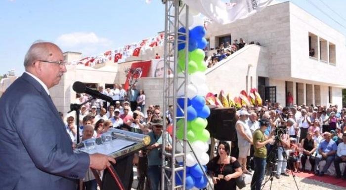 Şarköy Cemevi'nin Açılışı Gerçekleştirildi!