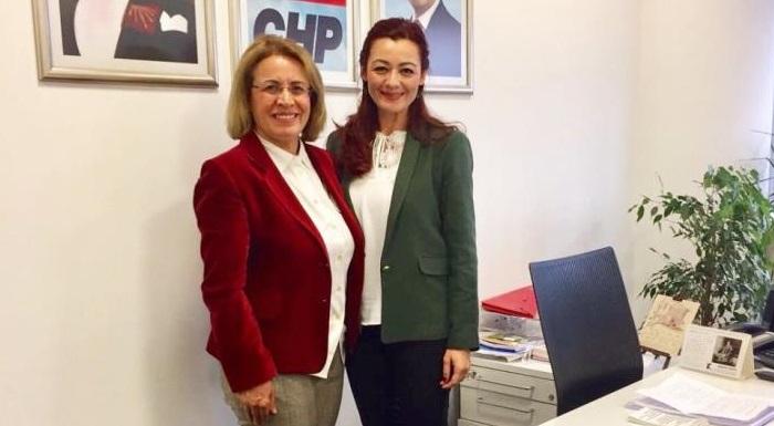 CHP Kadın Kolları Genel Başkanımız Fatma Köse'nin Yurt Gazetesi'nden Başak Kamacı BUDAK'a verdiği Röportaj