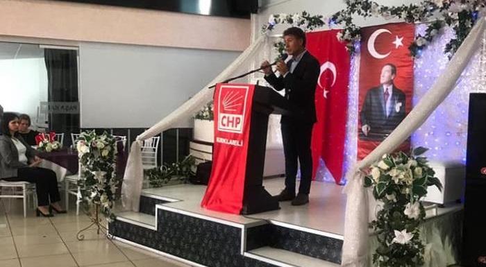 Marmara Bölge Toplantımız Genel Başkan yardımcımız Sayın Orhan Sarıbal'ın konuşmaları ile devam ediyor.
