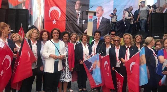 Kırklareli'de Genel Başkanımız Kemal Kılıçdaroğlu halka hitap etti.