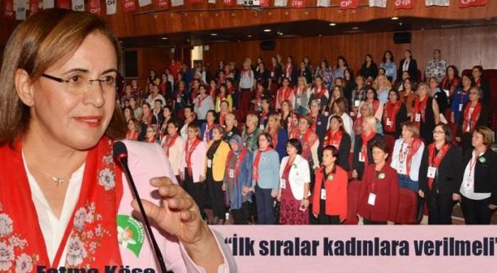 """Adanahabermerkezi.net'te Yer Alan Haberimiz: """"Parlementoda yüzde 50 oranında kadın temsili olmalıdır"""""""