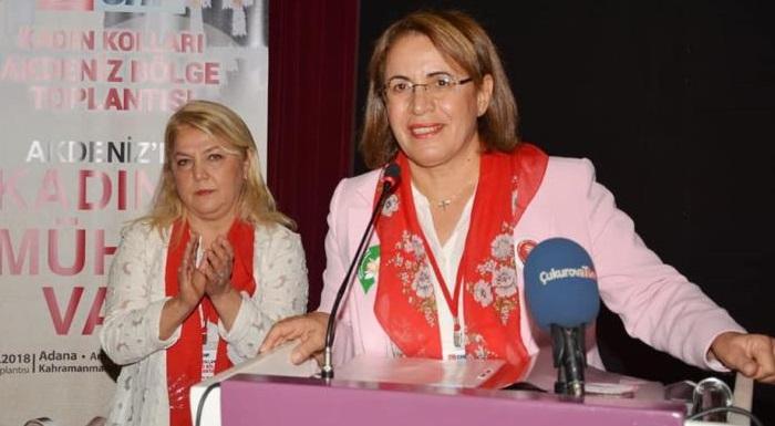 Kadınlar vardır, kadınlar heryerde... Akdeniz Bölge Toplantımızı Adana'da Kadın Kolları Genel Başkanımız Sn.Fatma Köse önderliğinde yaptık. Kadın muhtar çalışma programı sunumumuzdan sonra İl-İlçe Kadın Kolları Başkanlarımızı dinledik.Ortak çıkan öneriler,talepler doğrultusunda Sonuç bildirgemizi okuduk ve oyladık.  #KadıninMührüVar
