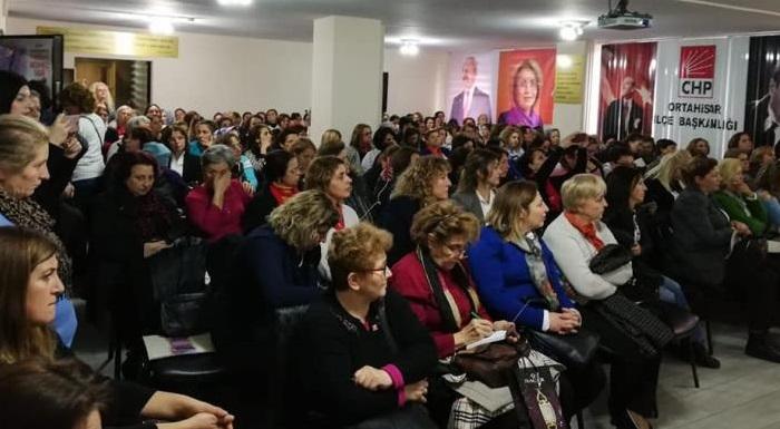 Karadeniz'in coşkun dalgaları gibi kadınlarımız heyecanlı ve bir o kadar kararlı.. #ŞimdiSıraYerelYönetimlerde