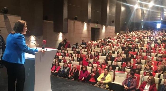 Ankara Büyükşehir Belediye Başkanımız Sayın Mansur Yavaş'ın proje tanıtımını CHP, İyi Parti ve gönüllü kadınlarla dinledik. Biz İnandık başaracağız!!! #MartınSonuBahar