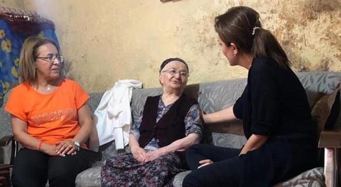 Üsküdar'dayız. Seçilmiş Belediye Başkanımız Ekrem İmamoğlu 'na destek vermek için gönüllü kadınlarımızla birlikte çalışmadaydık.